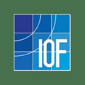 IOF logo