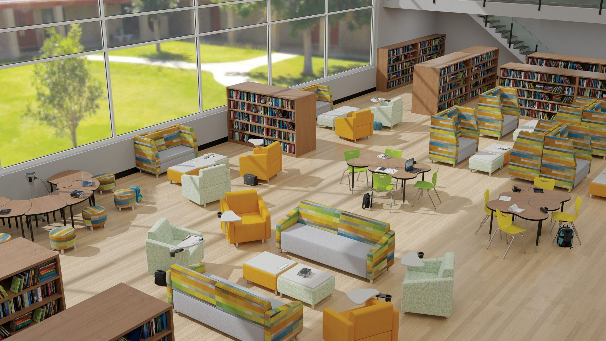 Furniture For Schools Commercial Markets Schoolhouse Products