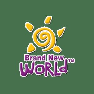 Brand New World logo