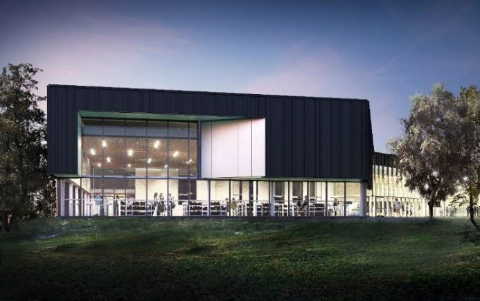 Sherwood Library design sure to delight! image