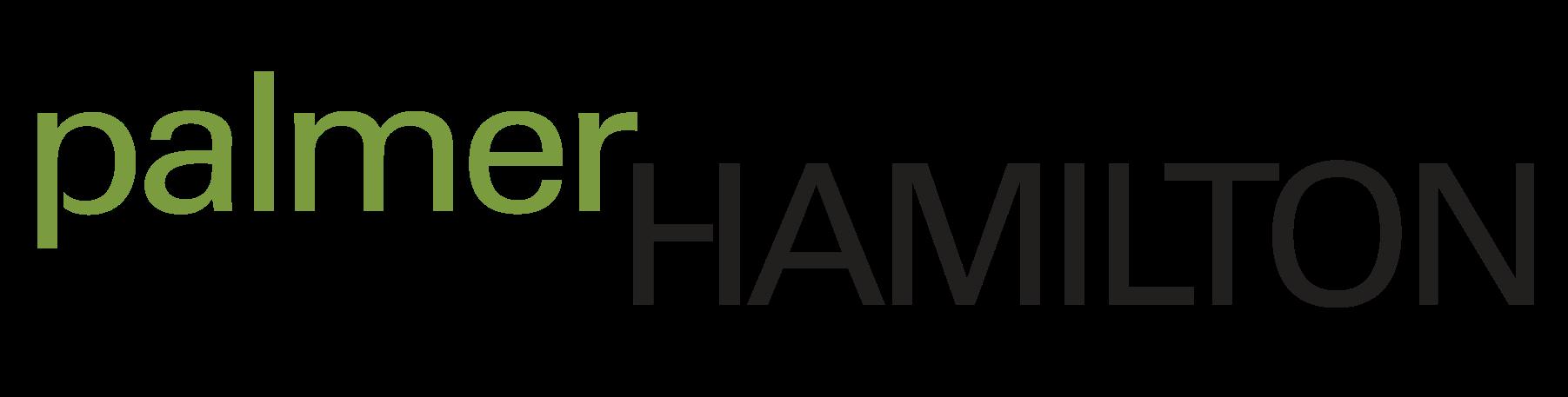 palmerHAMILTON logo